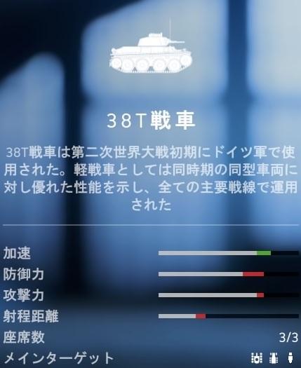 bf538T戦車
