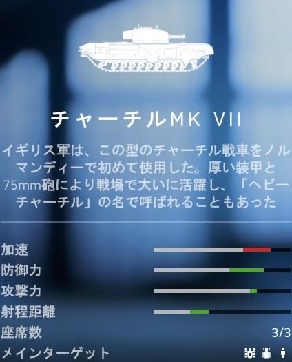 bf5チャーチルMK VII