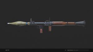 COD:MW RPG-7