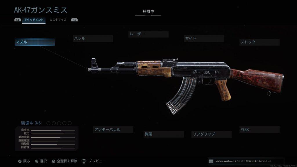 MW:AK-47