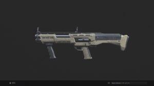 COD:MW R9-0 SHOTGUN