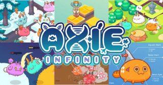 Play to Earn最近流行りのAxie Infinity(アクシー・インフィニティー)!